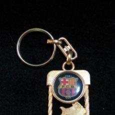 Coleccionismo deportivo: LLAVERO DEL FUTBOL CLUB FC BARCELONA F.C BARÇA CF . Lote 62600956