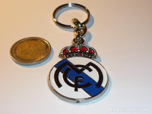 LLAVERO DEL REAL MADRID (Coleccionismo Deportivo - Merchandising y Mascotas - Futbol)