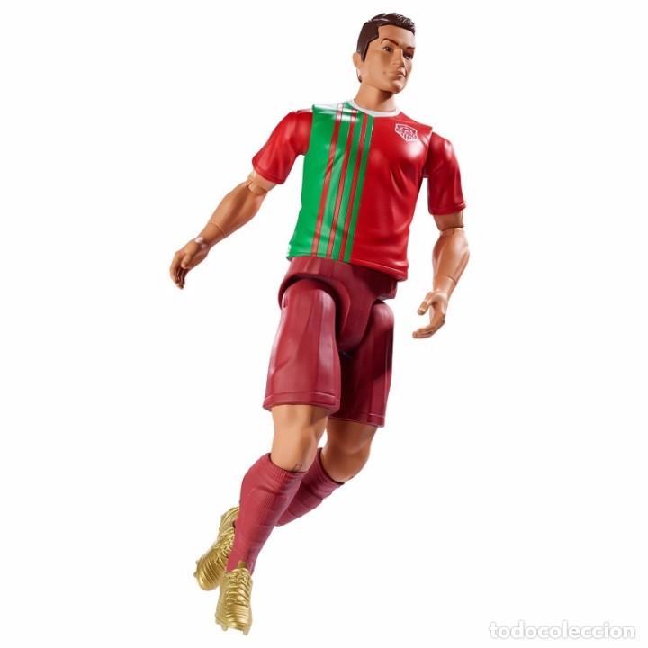 CRISTIANO RONALDO FC ELITE FIGURA ACCION PANINI FUTBOL 28CM 14 PUNTOS ARTICULACION (Coleccionismo Deportivo - Merchandising y Mascotas - Futbol)