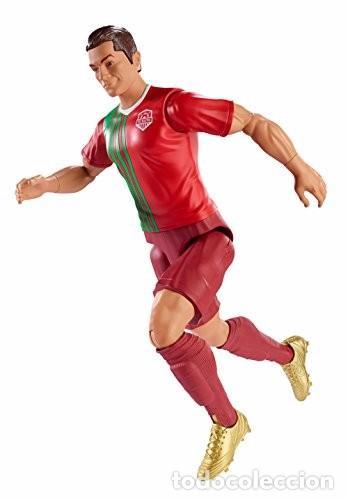 Coleccionismo deportivo: CRISTIANO RONALDO FC ELITE FIGURA ACCION PANINI FUTBOL 28CM 14 PUNTOS ARTICULACION - Foto 2 - 64065627