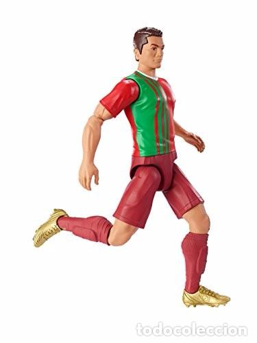 Coleccionismo deportivo: CRISTIANO RONALDO FC ELITE FIGURA ACCION PANINI FUTBOL 28CM 14 PUNTOS ARTICULACION - Foto 3 - 64065627