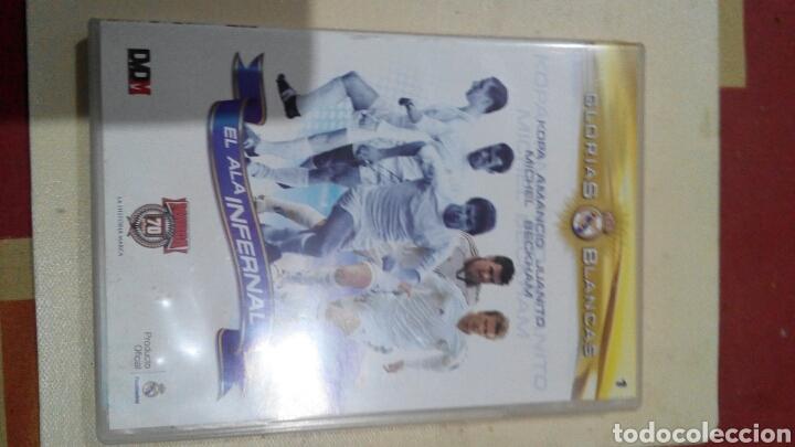 Coleccionismo deportivo: Real Madrid.figura raul+dvd - Foto 2 - 64371807