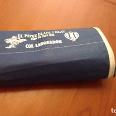 Coleccionismo deportivo: BOLSA TELA PEÑA RCD ESPANYOL FÚTBOL LIGA PRIMERA DIVISIÓN. Lote 67437361