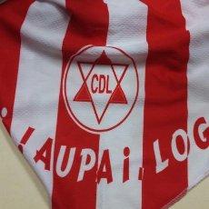Coleccionismo deportivo: PAÑUELO PARA CUELLO CLUB DEPORTIVO LOGROÑES. CAR80. Lote 70048101