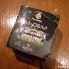 Coleccionismo deportivo: ESTUCHE RELOJ VICEROY REAL MADRID.. Lote 70481645