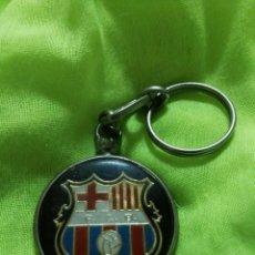 Coleccionismo deportivo: LLAVERO FÚTBOL CLUB BARCELONA BARÇA. Lote 70569653