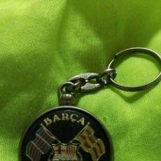 Coleccionismo deportivo: LLAVERO FÚTBOL CLUB BARCELONA BARÇA. Lote 70569785