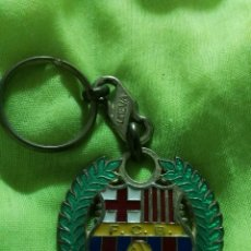 Coleccionismo deportivo: LLAVERO FÚTBOL CLUB BARCELONA BARÇA. Lote 70570045