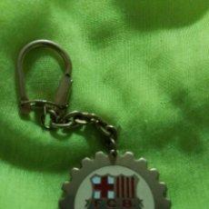 Coleccionismo deportivo: LLAVERO FÚTBOL CLUB BARCELONA BARÇA . Lote 70570181
