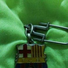 Coleccionismo deportivo: LLAVERO FÚTBOL CLUB BARCELONA BARÇA. Lote 70570241