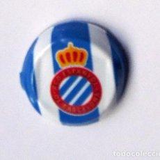 Coleccionismo deportivo: FUTBOL ESPAÑOL DE BARCELONA CHAPA DE PLASTICO. Lote 71092969
