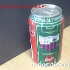 Coleccionismo deportivo - BOTE COCA COLA / EQUIPOS DE FUTBOL / EXTREMADURA / 1ª DIVISION - 71658015