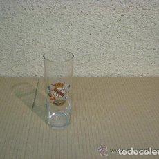 Coleccionismo deportivo: VASO REAL MADRID FUTBOL. Lote 71661359