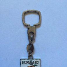 Coleccionismo deportivo: LLAVERO MUNDIAL FUTBOL 82 NARANJITO. Lote 73765279