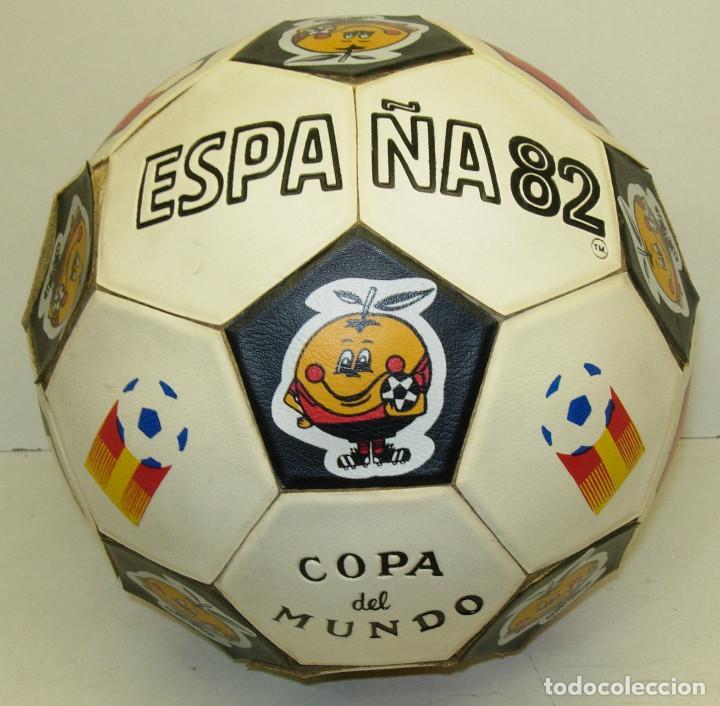 a36fe8900d34b balón original mundial de futbol españa 82
