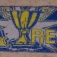 Coleccionismo deportivo: BUFANDA ZARAGOZA DE RECOPA. Lote 104292338