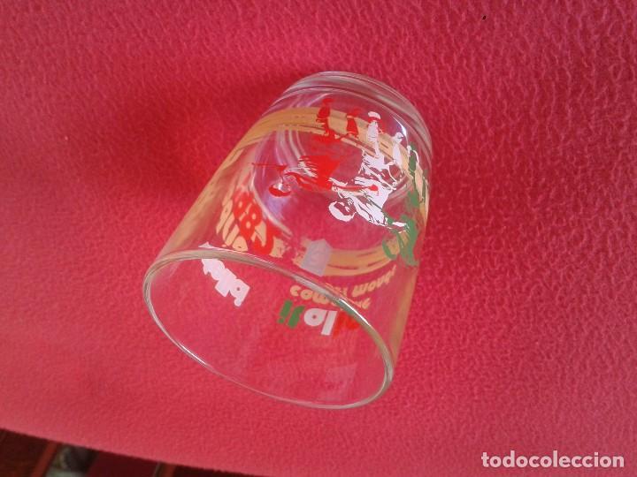 Coleccionismo deportivo: VASO DE CRISTAL NUTELLA ITALIA CAMPIONE CAMPEON DEL MONDO MUNDO MUNDIAL ESPAÑA 82 1982 MADRID FUTBOL - Foto 2 - 81678360