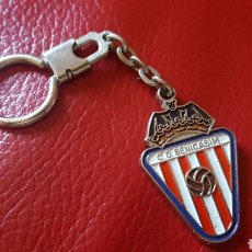 Coleccionismo deportivo: LLAVERO FUTBOL CLUB DEPORTIVO BENICASIM BENICASSIM CASTELLON 1979 BENICASSIM CASTELLON. Lote 82174435