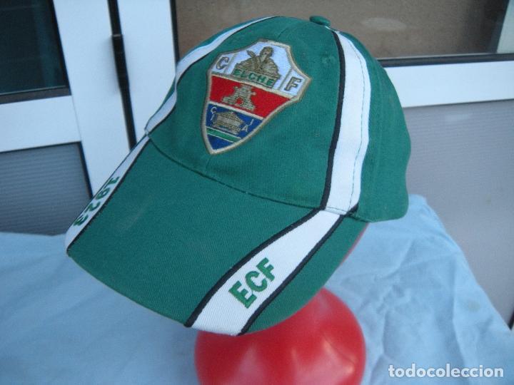 gorra elche club de futbol - Comprar Merchandising y Mascotas de ... 28c3eb45ab6