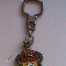 Coleccionismo deportivo: LLAVERO MUNDIAL DE ESPAÑA´82. REAL COMITE ORGANIZADOR COPA MUNDIAL DE FUTBOL.. Lote 83403788