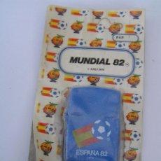 Coleccionismo deportivo: ENCENDEDOR (MECHERO NUEVO ) DE FUTBOL ESPAÑA 82 (MUNDIAL 82) - DE LA CASA TUKO - . Lote 84351084