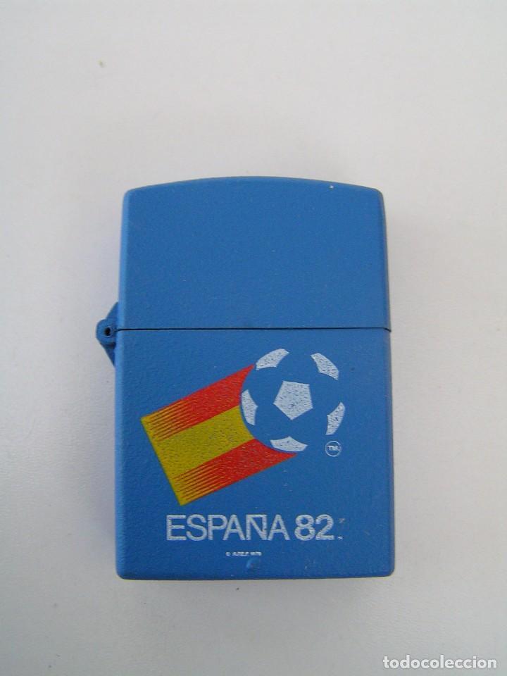 ENCENDEDOR (MECHERO NUEVO ) DE FUTBOL ESPAÑA 82 (MUNDIAL 82) - DE LA CASA TUKO (Coleccionismo Deportivo - Merchandising y Mascotas - Futbol)