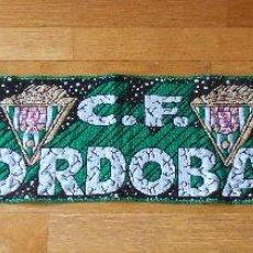 Coleccionismo deportivo: BUFANDA SCARF CF CORDOBA. Lote 85620964