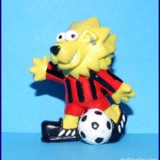 Coleccionismo deportivo: BRIAN EL LEON MASCOTA FUTBOL BAYER LEVERKUSEN ALEMANIA FIGURA PVC BULLY. Lote 89491164