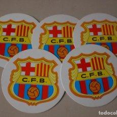 Coleccionismo deportivo: POSAVASOS CLUB FUTBOL BARCELONA. Lote 91281990