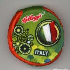 Coleccionismo deportivo: PELOTA BOLA REGALO BALÓN FUTBOL KELLOGGS, KELLOGS MUNDIAL WORLD CUP 2014 ITALIA ITALY RIO BALL. Lote 109473074