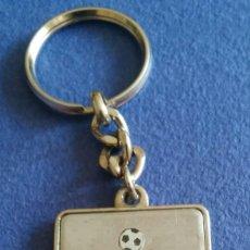 Coleccionismo deportivo: LLAVERO MUNDIAL ITALIA 90. Lote 95344639