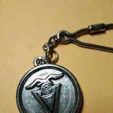 Coleccionismo deportivo: LLAVERO 75 ANIVERSARIO CLUB FUTBOL BADALONA. Lote 97472920