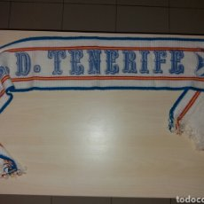 Coleccionismo deportivo: ANTIGUA BUFANDA CD TENERIFE. Lote 98687991