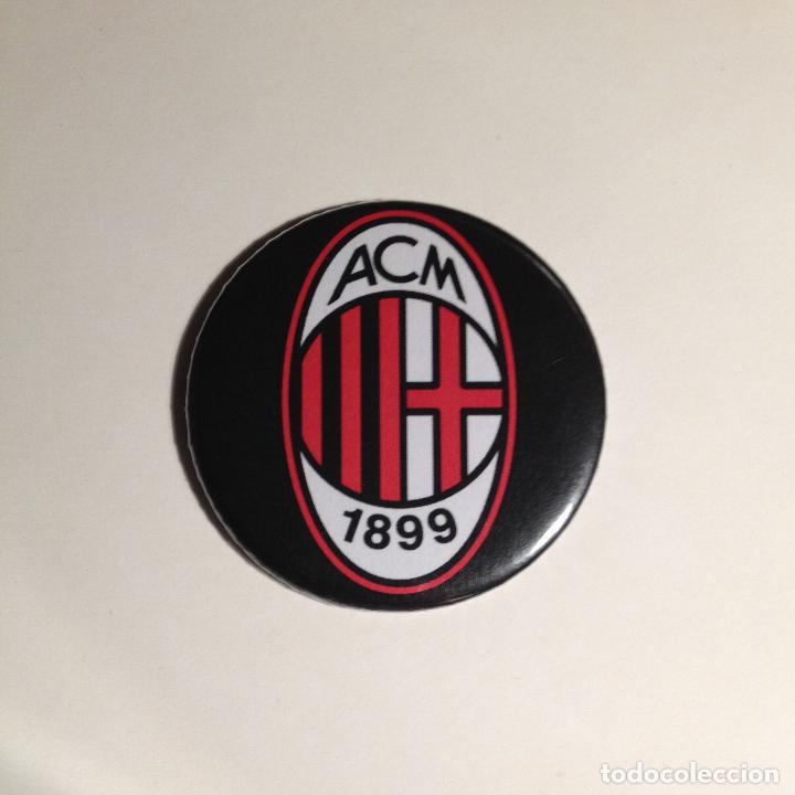 AC MILAN - IMÁN NEVERA 59MM (Coleccionismo Deportivo - Merchandising y Mascotas - Futbol)