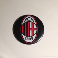 Coleccionismo deportivo: AC MILAN - IMÁN NEVERA 59MM. Lote 57308066