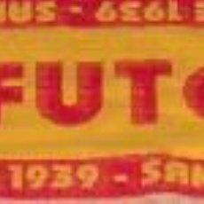 Coleccionismo deportivo: BUFANDA DEL GRACIOSA F.C. Lote 102786927