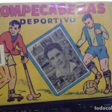 Coleccionismo deportivo: ROMPE CABEZAS DEPORTIVO RAMALLETS JUGADOR DEL FUTBOL CLUB FC BARCELONA F.C BARÇA CF . Lote 105846379