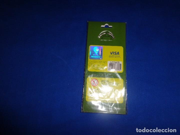 Coleccionismo deportivo: FULECO - LLAVERO OFICIAL MUNDIAL DE BRASIL,FIFA WORD CUP, MIDE UNOS 6 CM, VER FOTOS!! SM - Foto 3 - 105891691