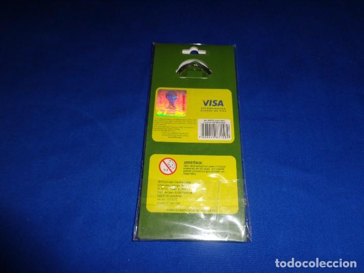 Coleccionismo deportivo: FULECO - LLAVERO OFICIAL MUNDIAL DE BRASIL,FIFA WORD CUP, MIDE UNOS 6 CM, VER FOTOS!! SM - Foto 4 - 105891691