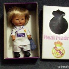 Coleccionismo deportivo: MUÑECO REAL MADRID COLECCION. Lote 105950447