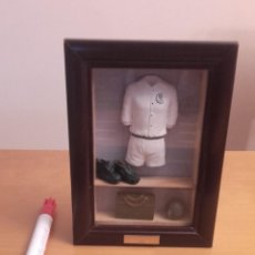 Coleccionismo deportivo: CUADRO MARCO REAL MADRID 1902 EQUIPACION. Lote 108701211