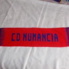Coleccionismo deportivo: BUFANDA C.D. NUMANCIA. Lote 109255327