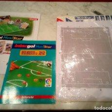 Coleccionismo deportivo: INTERGOL. JUEGO DE FÚTBOL DE CHAPAS. AÑO 1999-2000. Lote 109472651