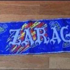 Coleccionismo deportivo: BUFANDA REAL ZARAGOZA. Lote 110175527