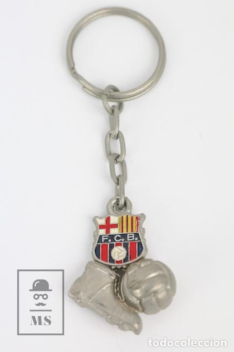 406ef71fe85e7 llavero de fútbol - fútbol club barcelona   bot - Comprar ...