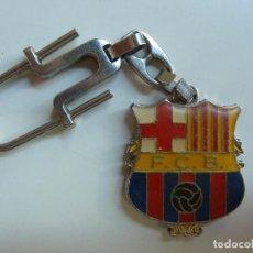 Coleccionismo deportivo: LLAVERO F.C. BARCELONA. CAMP NOU. Lote 113067075