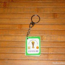 Coleccionismo deportivo: LLAVERO UNICO ESPAÑA 82. Lote 114912323