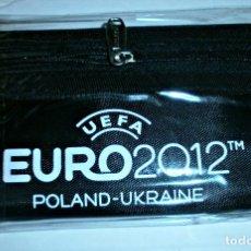 Coleccionismo deportivo: CARTERA UEFA EURO 2012 POLONIA UCRANIA. Lote 114935667