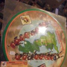 Coleccionismo deportivo: PICTURE DISC VINILO SELECCION ESPAÑOLA EUROCOPA 1996 INGLATERRA - . Lote 115303555