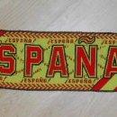 Coleccionismo deportivo: BUFANDA DE ESPAÑA. SELECCION ESPAÑOLA DE FUTBOL. TDKDEP5. Lote 118922199